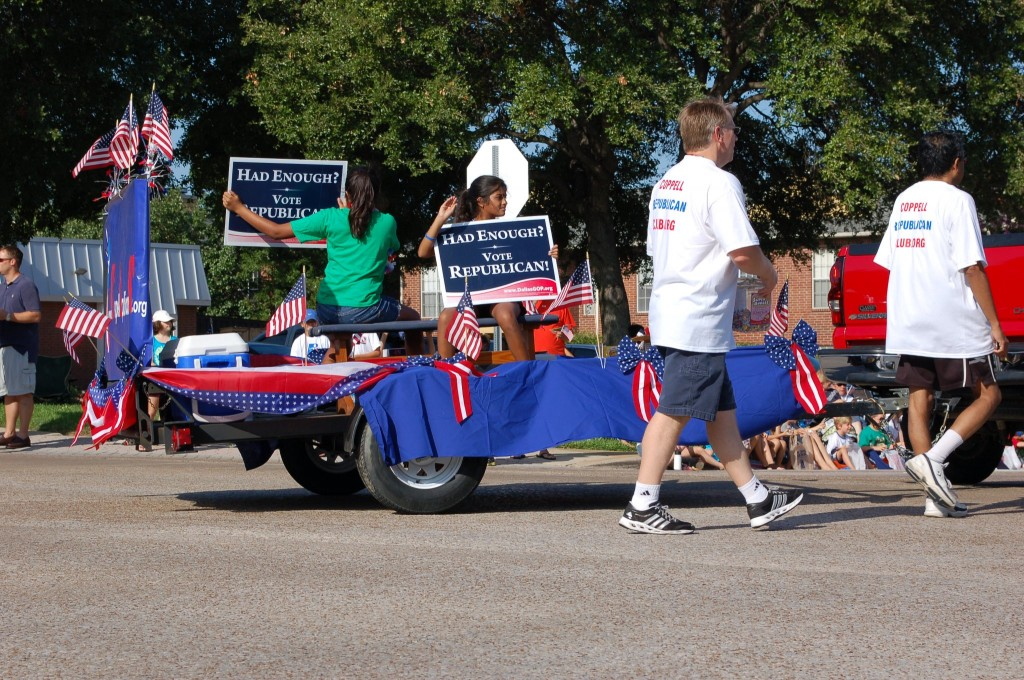 Coppell Parade